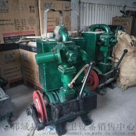 现货销售小型三轮吸粪车专用一体真空泵配件