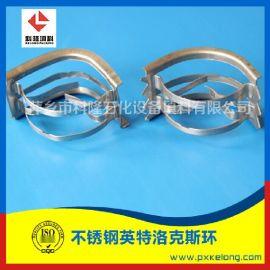 不锈钢304英特洛克斯填料 金属矩鞍环填料厂家直销
