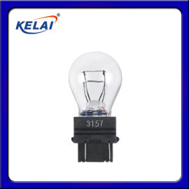 KELAI 汽车灯泡多功能双丝信号灯P27 7W 3157 倒车灯 半包/全包