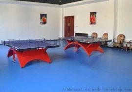 山西乒乓球地胶  PVC塑胶地板材料