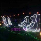 夢幻燈光節 高跟鞋造型燈 猴哥圖案燈