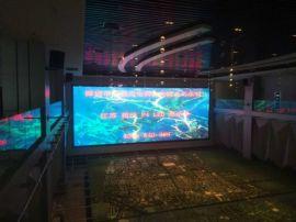 宿迁彩能P4室内全彩LED显示屏