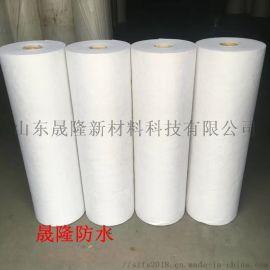 江苏聚乙烯涤纶布  屋顶地下室专用防水材料厂家