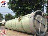 一體化預製泵站價格污水提升一體化泵站