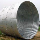 弘祥管業 涵洞鋼波紋涵管 拼裝鋼波紋管涵 鍍鋅