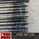 宁夏厂家 W型钢带 锚杆 托盘 矿用支护材料 定制