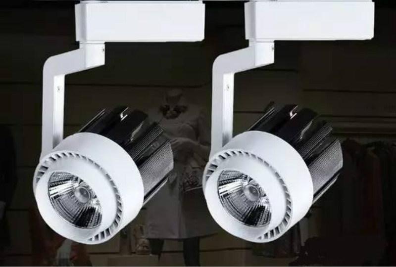 太陽花軌道射燈,暢銷經濟型LED導軌燈