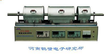 DYTQ-2008A碳氢元素分析仪