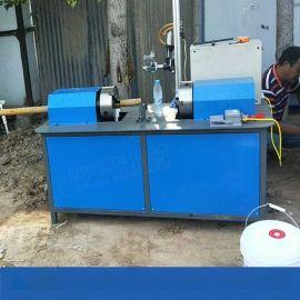 48脚手架管焊接机缩管机青海海东全自动焊管机