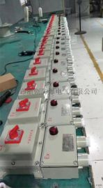 控制5.5KW电机可逆防爆磁力启动器