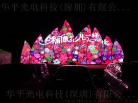 酒吧DJ台LED背景墙,酒吧DJ舞台屏