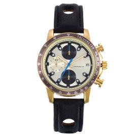 时尚六针手表防水石英男士手表