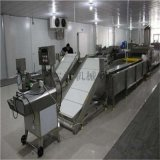 速凍菜加工設備 配送蔬菜清洗機 淨菜加工成套設備