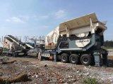 山东济南移动式破碎机,流动式磕石机生产厂家