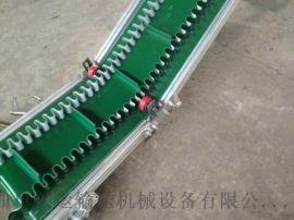 全铝型材皮带线不锈钢防腐 水平式传送机