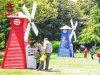 泸州风车厂家,荷兰风车设计定制安装