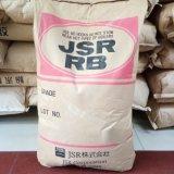 TPE 聚丁二烯透明塑胶粒 日本JSR RB820 PVC线管材增韧剂 雾面剂