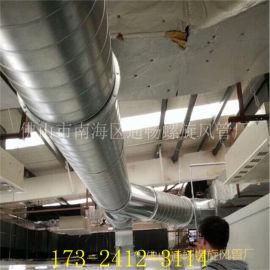 通畅地下室通风管道,专业安装设计