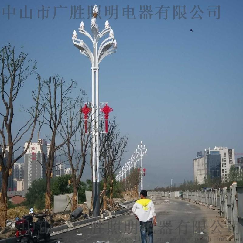 智能控制景观玉兰灯GWD-YLD12000