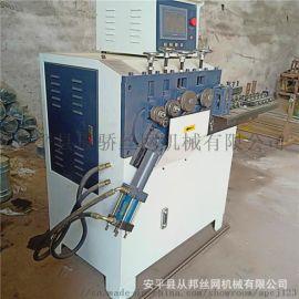 从邦机械供应全自动打圈机  实体工厂生产圈圆机