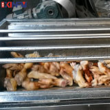 鑫富供應  豬蹄毛輥去皮清洗機   蛤喇清洗機