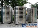 供应金泽不锈钢圆柱水箱 专业生产不锈钢水箱