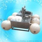 机加工专用不锈钢单转盘浮动吸油机