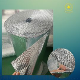供应双铝双泡保温反射层,长输热网专用保温材料