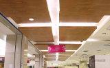 木纹铝单板吊顶厂家定做 木纹色铝板吊顶哪家好