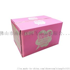 佛山彩色纸箱,水果纸箱,塑胶纸箱