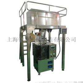 龙井新茶袋泡茶包装机/自动下料三角包包装机