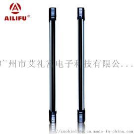 批量生产艾礼富电子互射式红外光栅探测器,6光束100米红外光栅