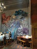 宝山墙绘工作室_上海墙绘公司