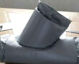防腐防冻隔热便携式管道保温套