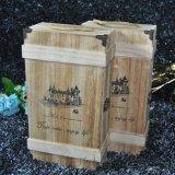 經典雙支紅酒木盒復古雙支紅酒木盒白酒木盒