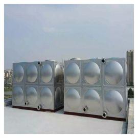 装配式搪瓷钢板水箱 济南一体化水箱