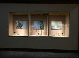 广东隆城展示博物馆展示柜厂