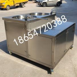 全自动台烤加工成套设备厂家直销-灌肠机多少钱一台