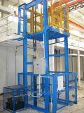 供应烟台厂家壁挂式升降梯,链条式升降机厂家,济南伟晨。