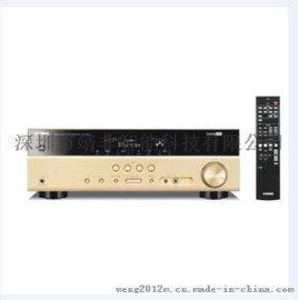 总代理YAMAHA 5.1声道数码家庭影院  功放RX-V375靖非智能