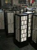 柱子围墙灯 LED柱头灯 不锈钢景观照明灯具