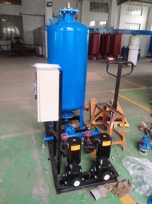 定压补水装置 补水定压罐 占地面积小 操作方便 自动补水定压装置