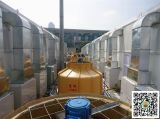 25吨逆流式冷却塔_25吨冷却塔质量过硬_25t圆形冷却塔