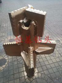 恒基供应阶梯式刮刀钻头  水井刮刀钻头
