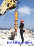 贵州大型劈裂机制造商劈裂机厂家