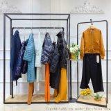 太平鳥女裝加盟芝麻衣櫃廣告尾貨女裝批發女式皮衣韓國女裝品牌