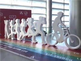 招牌字体镂空铝单板,广告牌镂空雕刻发光字铝板定制