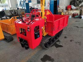 手扶式履带车 农业和工程车