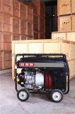 250A汽油發電電焊機性能特點
