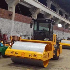 8吨单钢轮液压振动压路机生产厂家